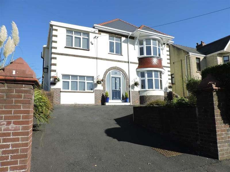 5 Bedrooms Property for sale in Pontardulais Road, Penllergaer