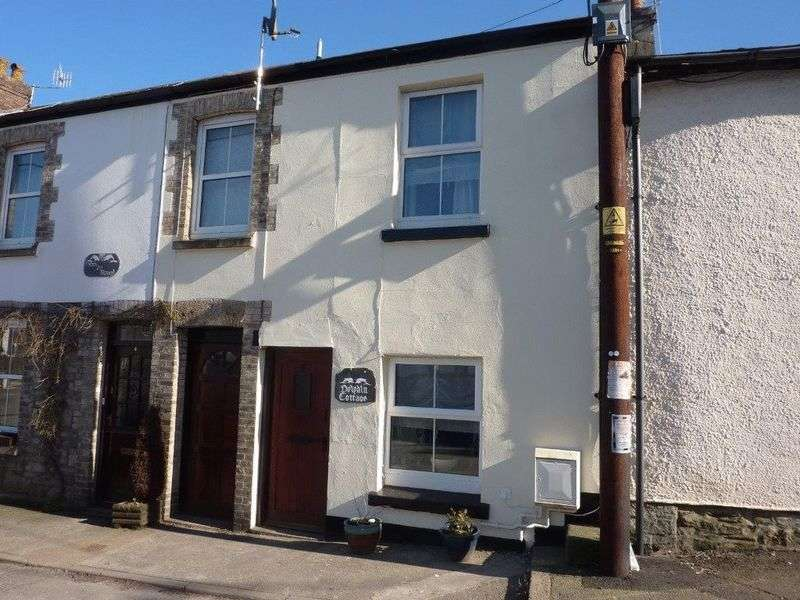 3 Bedrooms Terraced House for sale in 6 Grenville Road, Lostwithiel