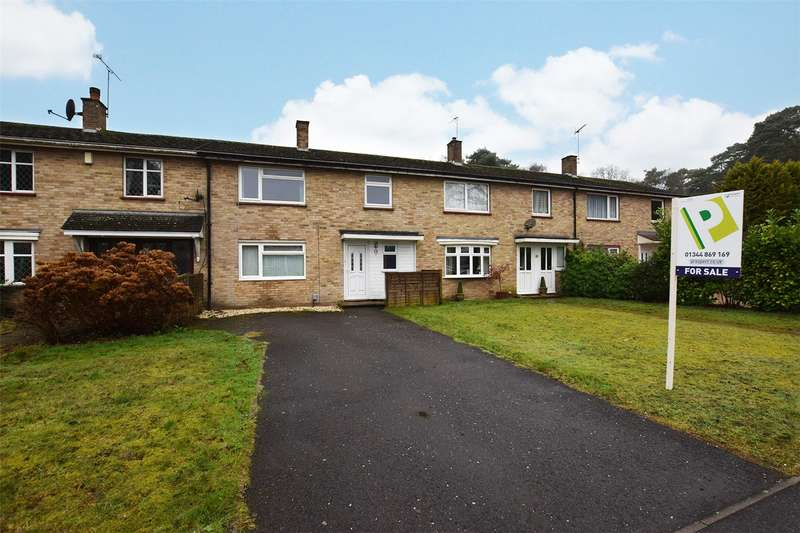 3 Bedrooms Terraced House for sale in Glenwood, Bracknell, Berkshire, RG12