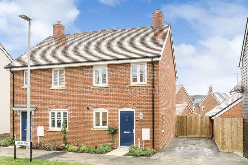 2 Bedrooms Property for sale in Laputa Way, Newton Leys, Milton Keynes