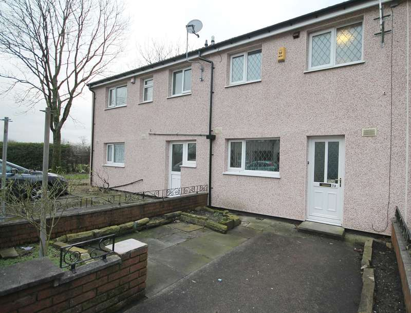 2 Bedrooms Town House for sale in Nottingham Drive, Halliwell, Bolton, BL1 3RH