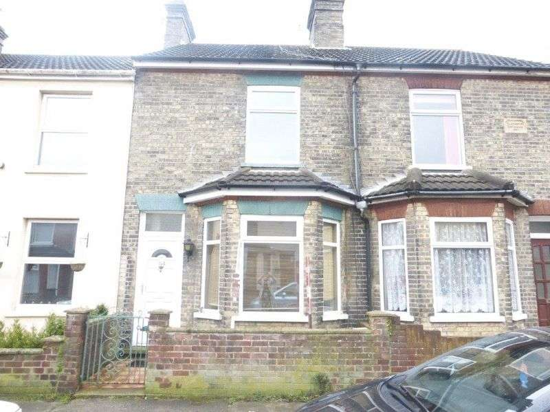 3 Bedrooms Terraced House for sale in Avondale Road, Lowestoft