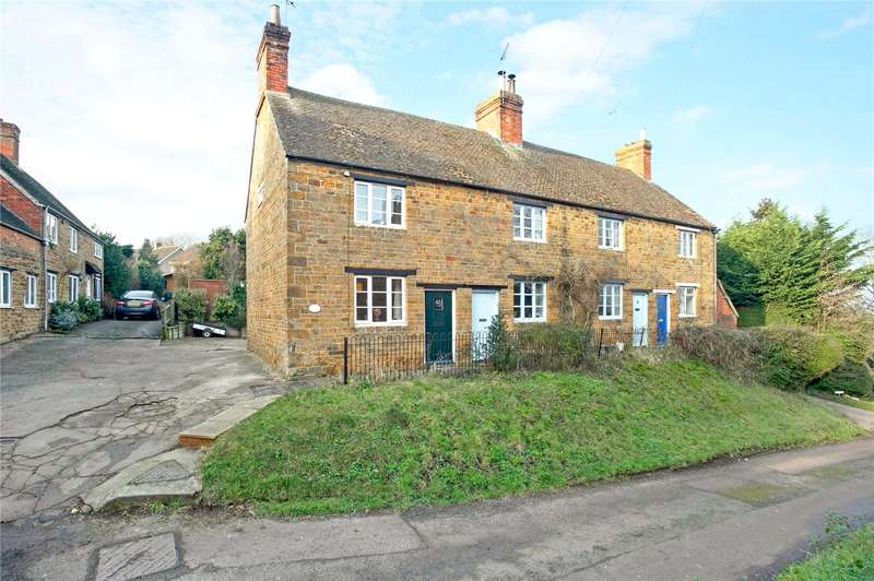 2 Bedrooms Terraced House for sale in Swan Lane, Great Bourton, Banbury, Oxfordshire, OX17