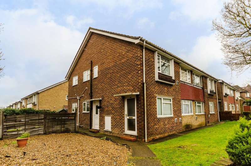 2 Bedrooms Maisonette Flat for sale in Malden Road, New Malden, KT3