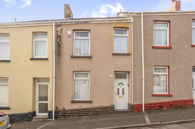 2 Bedrooms Terraced House for sale in Crymlyn Street, Port Tennant, SWANSEA