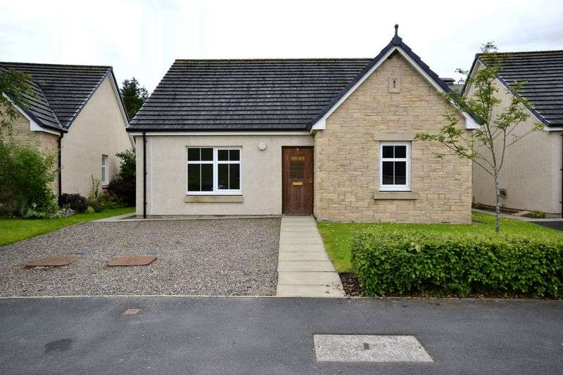 3 Bedrooms Bungalow for sale in 2 Birks View, Galashiels, TD1 1NR