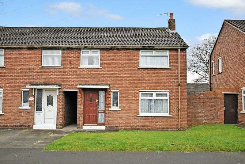 3 Bedrooms Terraced House for sale in Kirkham Road, Widnes