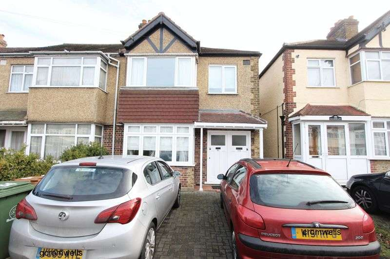 1 Bedroom Flat for sale in Matlock Crescent, Sutton