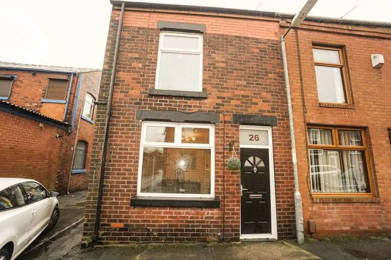 2 Bedrooms Terraced House for sale in Dixon Street Horwich
