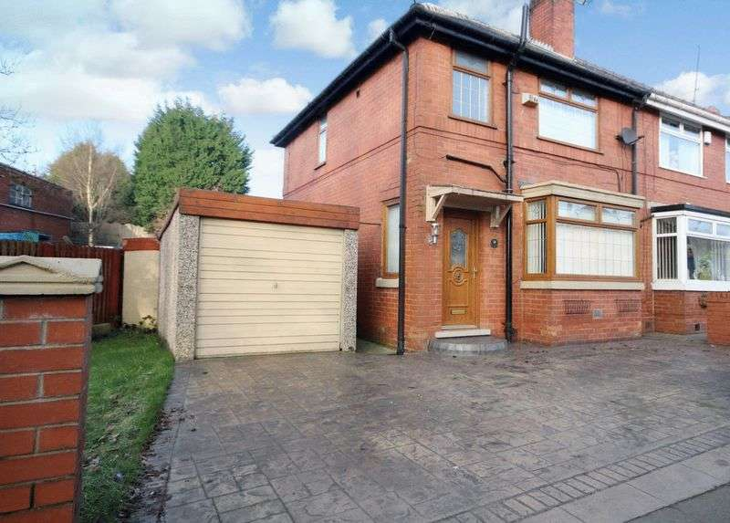 3 Bedrooms Semi Detached House for sale in Dale Road, Middleton, Manchester, M24 2WA