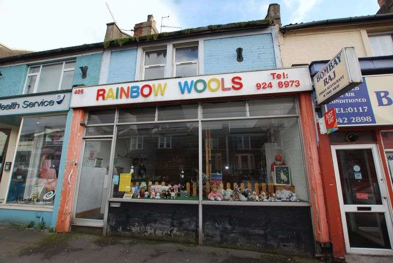 1 Bedroom Property for sale in Gloucester Road, Bristol