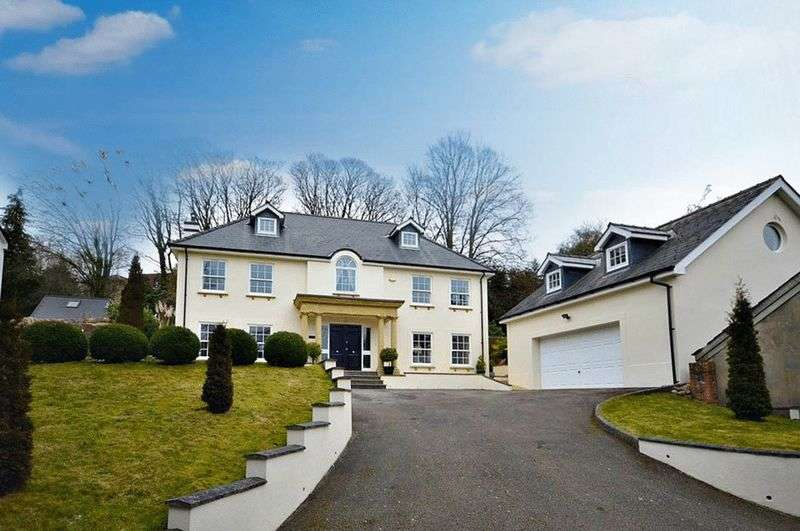 5 Bedrooms Detached House for sale in Highfield Close, Cwmbran