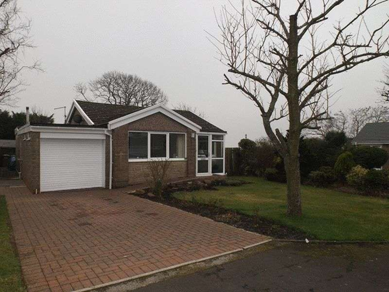 3 Bedrooms Bungalow for sale in Cheviot Lodge, Longframlington - Three Bedroom Detached Bunglaow