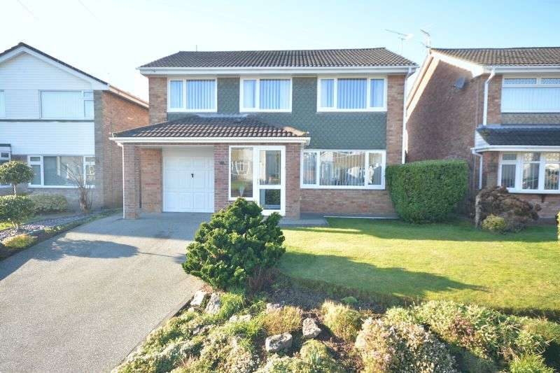 5 Bedrooms Detached House for sale in Bryn Road, Bridgend