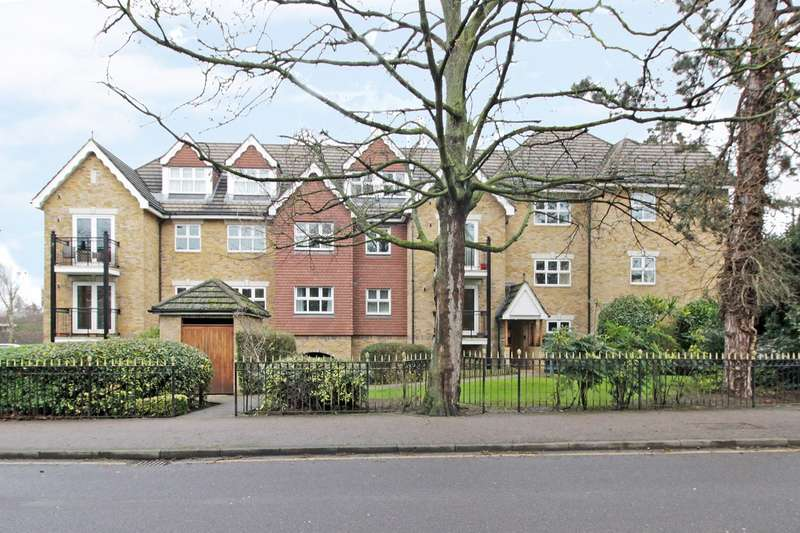 2 Bedrooms Apartment Flat for sale in Ashbourne Court, 59a Albemarle Road, Beckenham, BR3