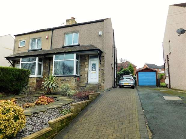 2 Bedrooms Semi Detached House for sale in Leeds Road, Thackley, Bradford