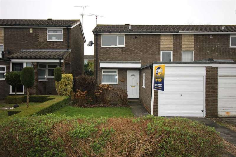 2 Bedrooms Semi Detached House for sale in Taunton Place, Parkside Grange, Cramlington
