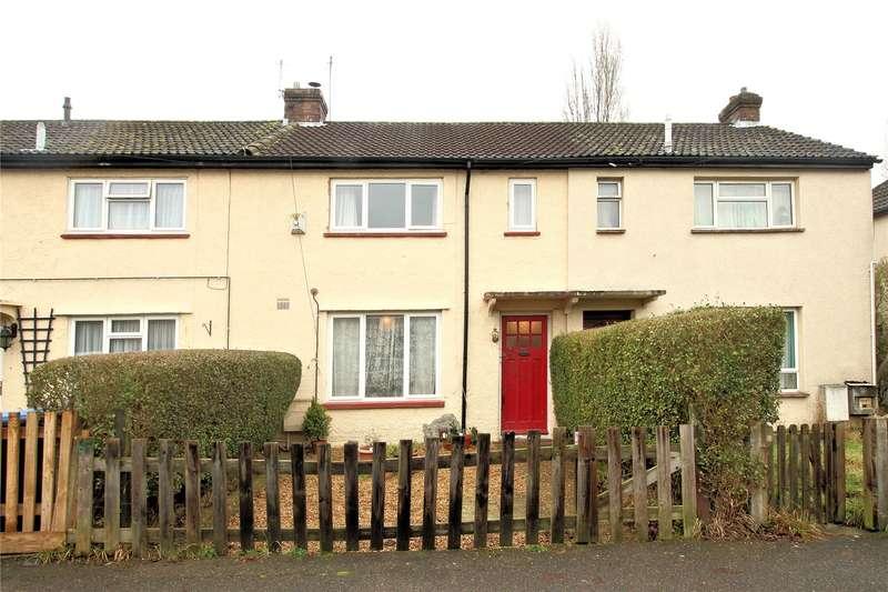 2 Bedrooms Terraced House for sale in Granville Road, Woking, Surrey, GU22