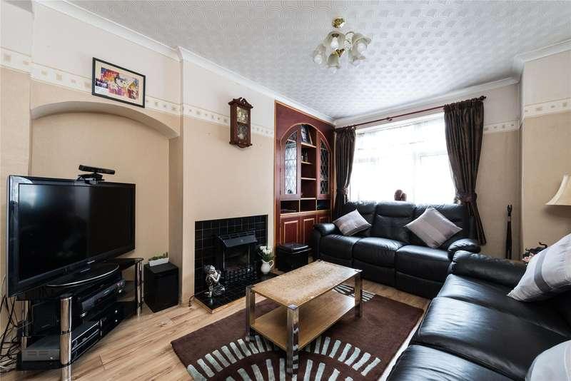 3 Bedrooms Terraced House for sale in Mersham Road, Thornton Heath