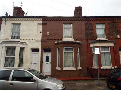 2 Bedrooms Terraced House for sale in Rockhouse Street, Liverpool, Merseyside, England, L6