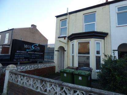 House for sale in Shakespeare Street, Southport, Merseyside, Uk, PR8