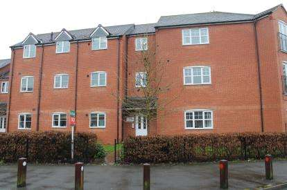 2 Bedrooms Flat for sale in Milton Road, Stratford-Upon-Avon