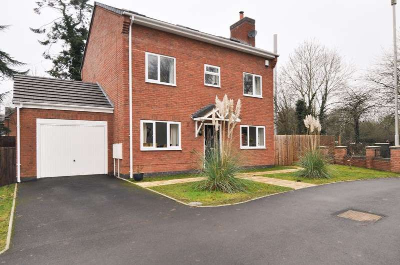5 Bedrooms Detached House for sale in Oaks Court, Church Hill North, Redditch