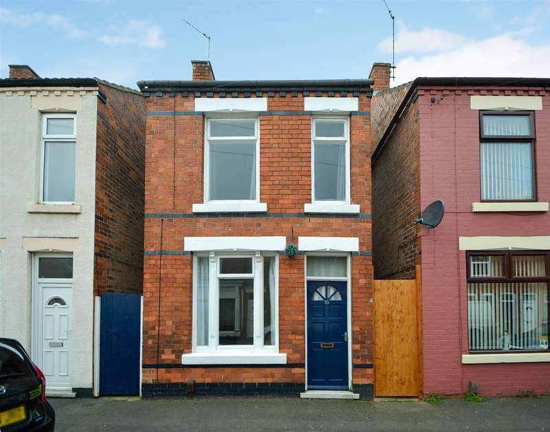 2 Bedrooms Property for sale in St Johns Street, Long Eaton