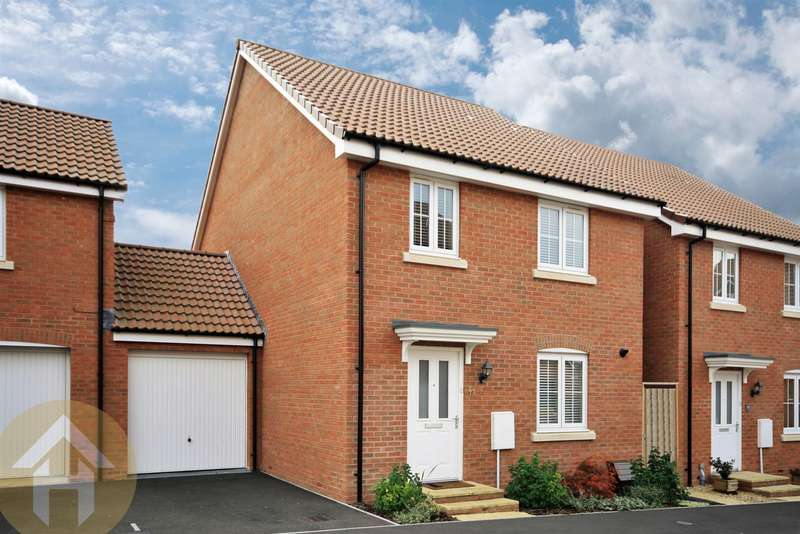 4 Bedrooms Property for sale in Blain Place, Royal Wootton Bassett