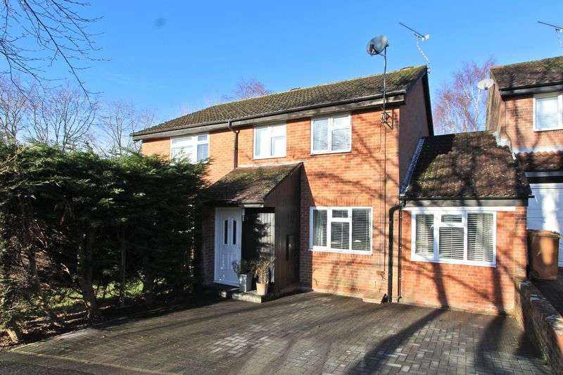 4 Bedrooms Semi Detached House for sale in Rownhams