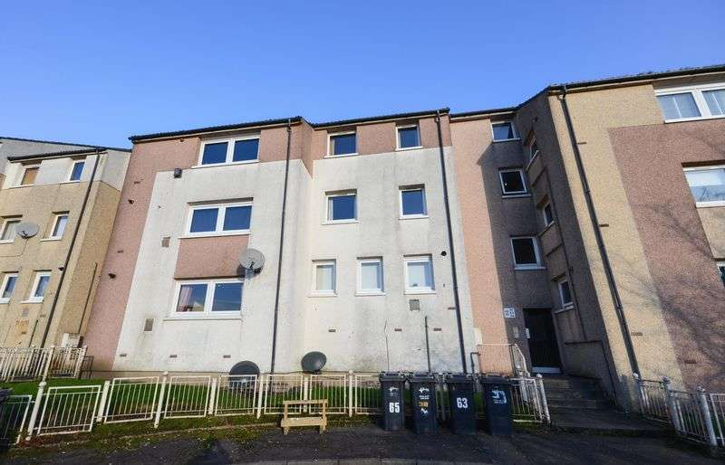 3 Bedrooms Flat for sale in Northfield Road, Kilsyth