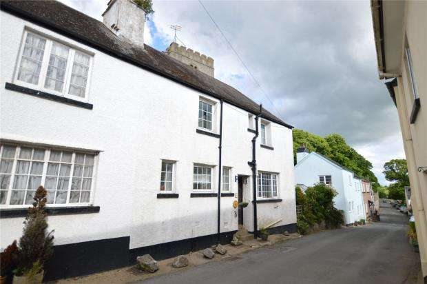 3 Bedrooms Semi Detached House for sale in South Street, Denbury, Newton Abbot, Devon