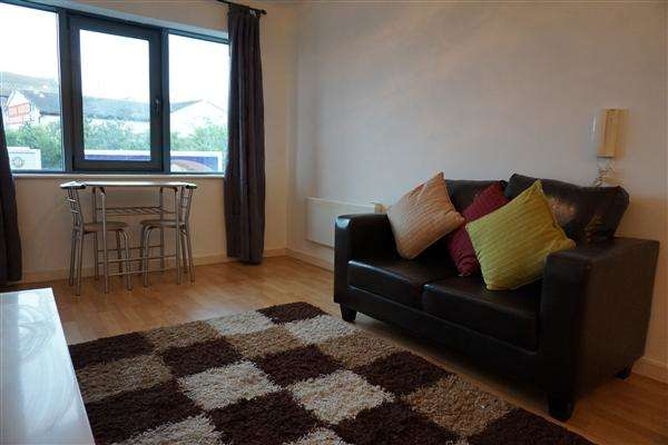 1 Bedroom Flat for sale in Skinner Lane, Leeds