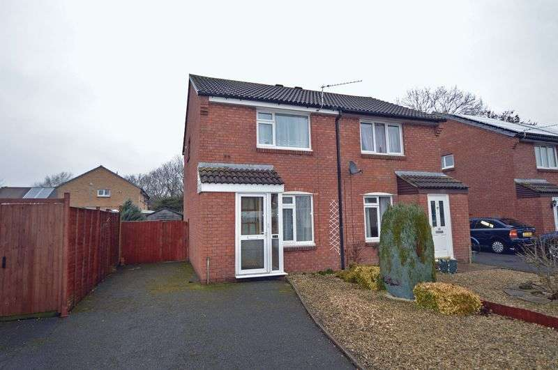 2 Bedrooms Semi Detached House for sale in On the southern fringe of Clevedon