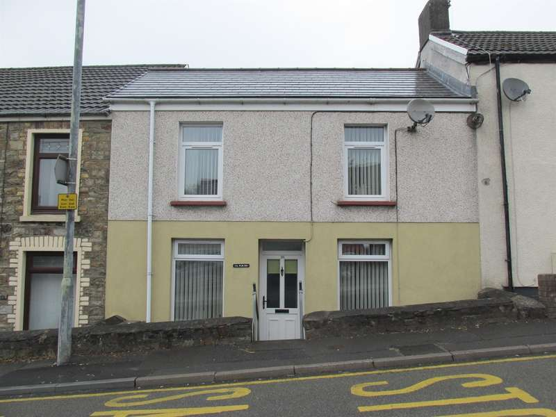 2 Bedrooms Terraced House for sale in High Street, Caeharris, MERTHYR TYDFIL