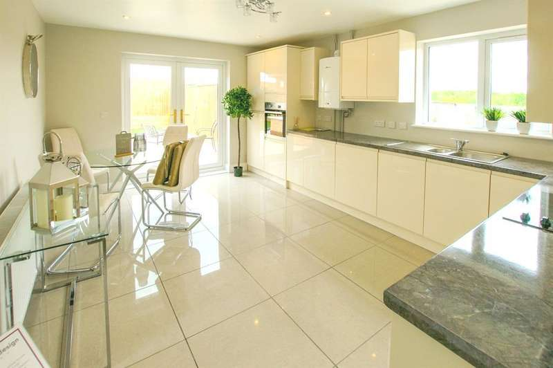 3 Bedrooms Detached Bungalow for sale in Norton Road, Penygroes, Llanelli