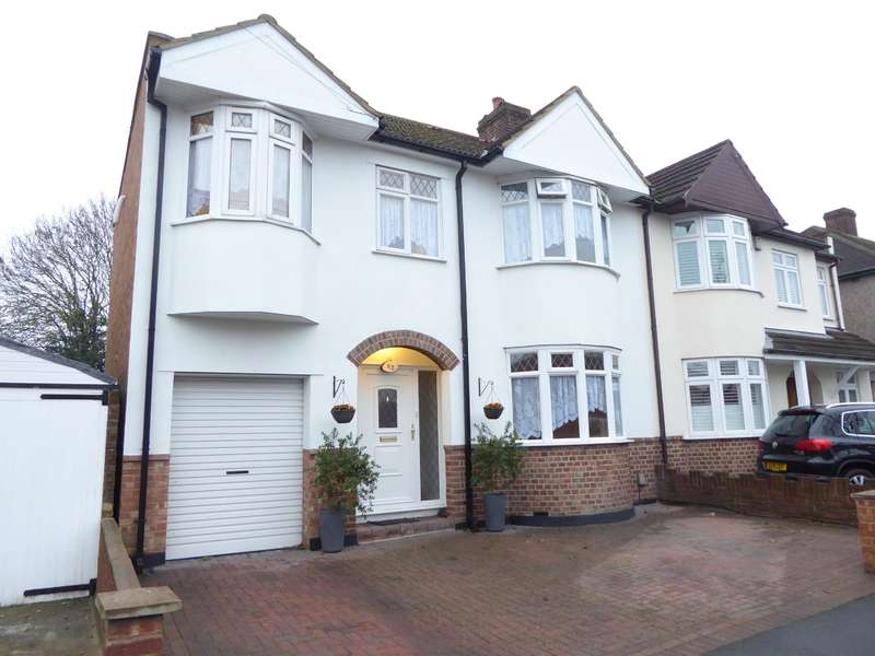 4 Bedrooms Semi Detached House for sale in Sydney Road, South Bexleyheath, Kent, DA6 8HQ