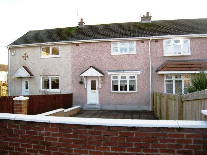 2 Bedrooms Terraced House for sale in Windsor Street, Kirkshaws, Coatbridge