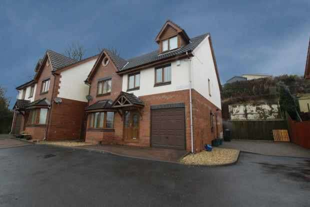 6 Bedrooms Detached House for sale in Salubrious Place, Merthyr Tydfil, Mid Glamorgan, CF48 2HW