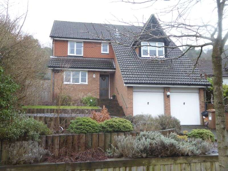 4 Bedrooms Detached House for sale in Lackford Road, Coulsdon