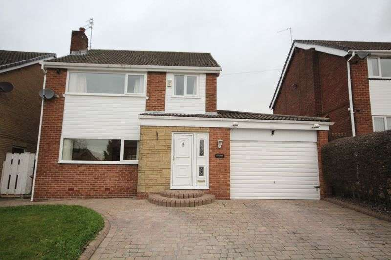 3 Bedrooms Detached House for sale in BAMFORD WAY, Bamford, Rochdale OL11 5JL