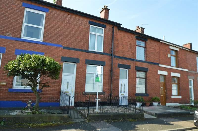 2 Bedrooms Terraced House for sale in Sankey Street, BURY, BL9