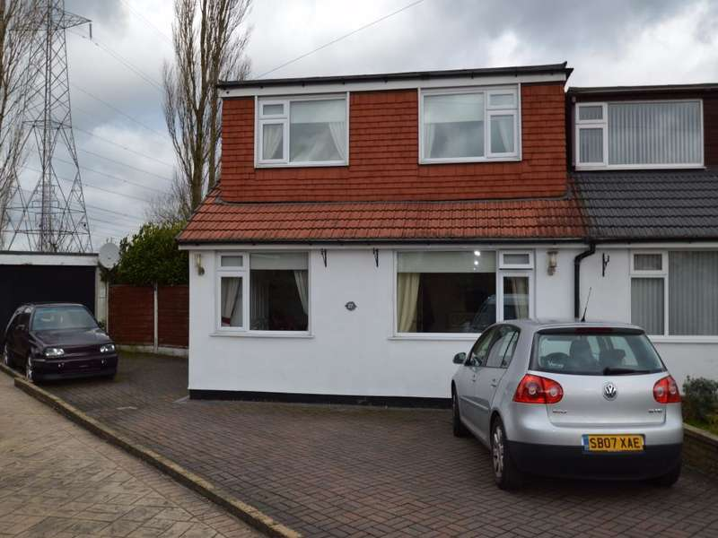 4 Bedrooms Semi Detached Bungalow for sale in Strangford Street, Radcliffe, Manchester, M26