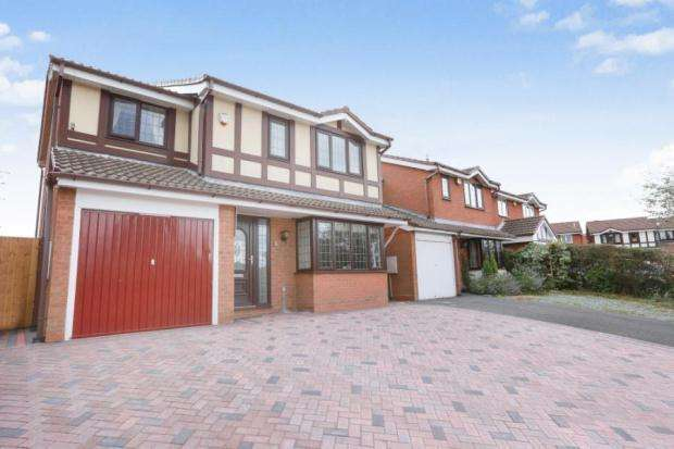 4 Bedrooms Detached House for sale in Maree Grove, Coppice Farm