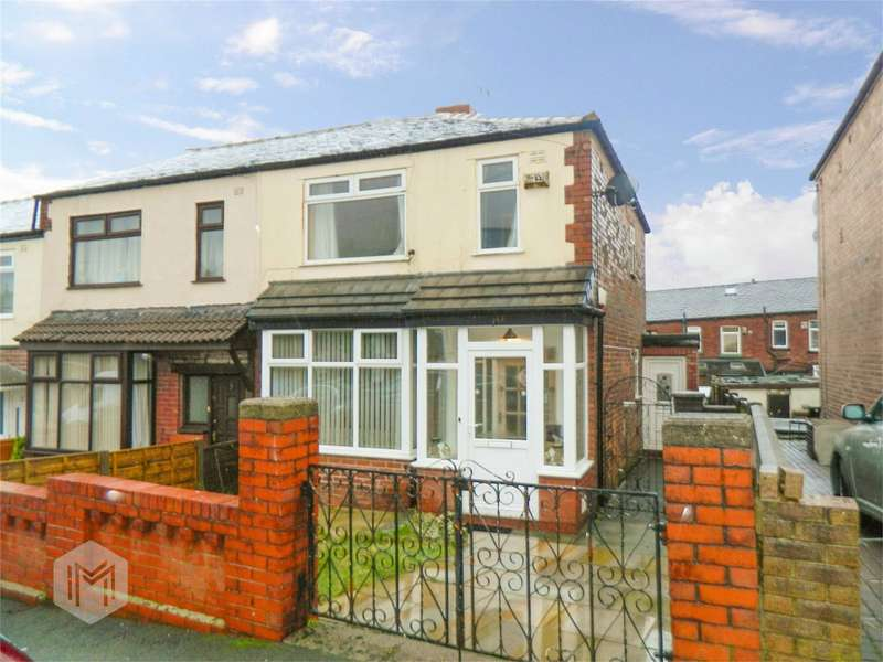 3 Bedrooms Semi Detached House for sale in Bernard Grove, Halliwell, Bolton, Lancashire