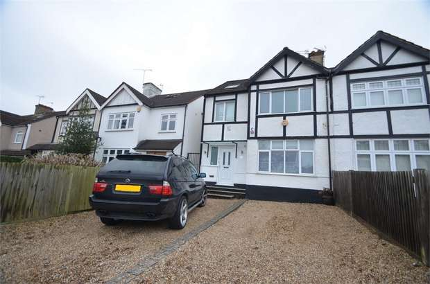 2 Bedrooms Flat for sale in Delamere Gardens, LONDON