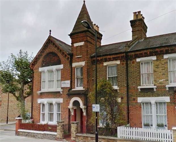 3 Bedrooms Terraced House for sale in Fifth Avenue, Queens Park Estate, London