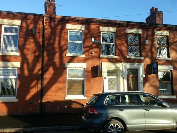 2 Bedrooms Terraced House for sale in Illingworth Road, Preston, Lancashire