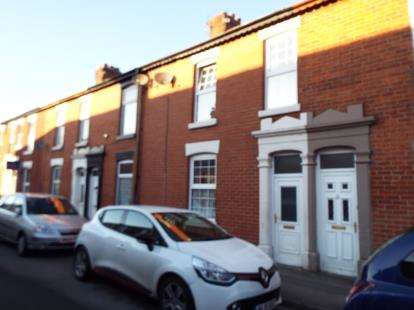 3 Bedrooms Terraced House for sale in Mounsey Road, Bamber Bridge, Preston, Lancashire