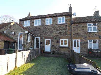 1 Bedroom Terraced House for sale in Back Lane, Osmotherley, Northallerton